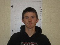 Jacob Dale Bodfield DOB 12/11/1996: Fugitive From Justice Dawson County