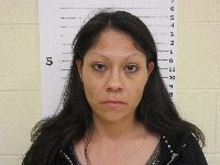 Michelle Hernandez Carrizales: FUGITIVE FROM JUSTICE/ KEITH COUNTY