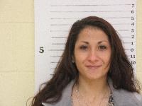 Nicole Amanda Vargas: Trespassing 2nd Degree Criminal